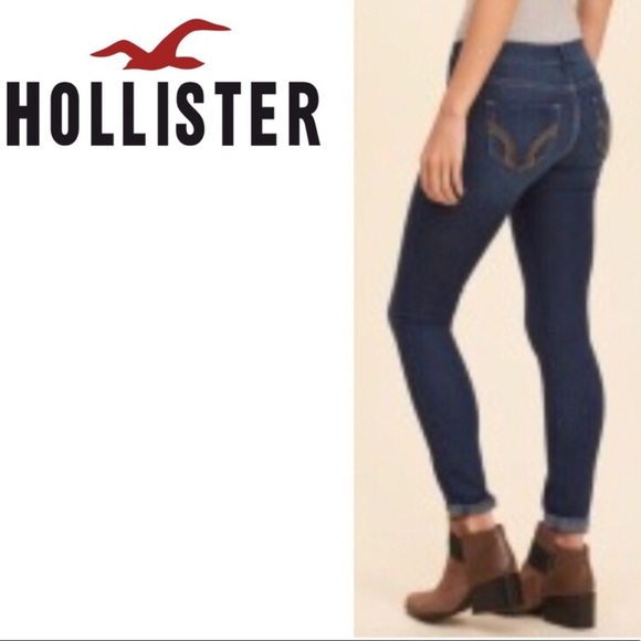 Hollister Denim - Hollister Skinny Jean